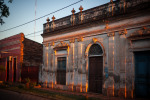 Concepcion, a few hundred miles up the Rio Paraguay, was once a wealthy port town which has fallen on harder times.
